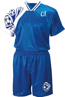 Soccer Uniform Sizes 89